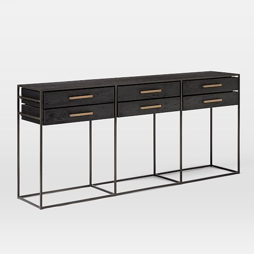 Highland Console | west elm                                                                                                                                                     Mais