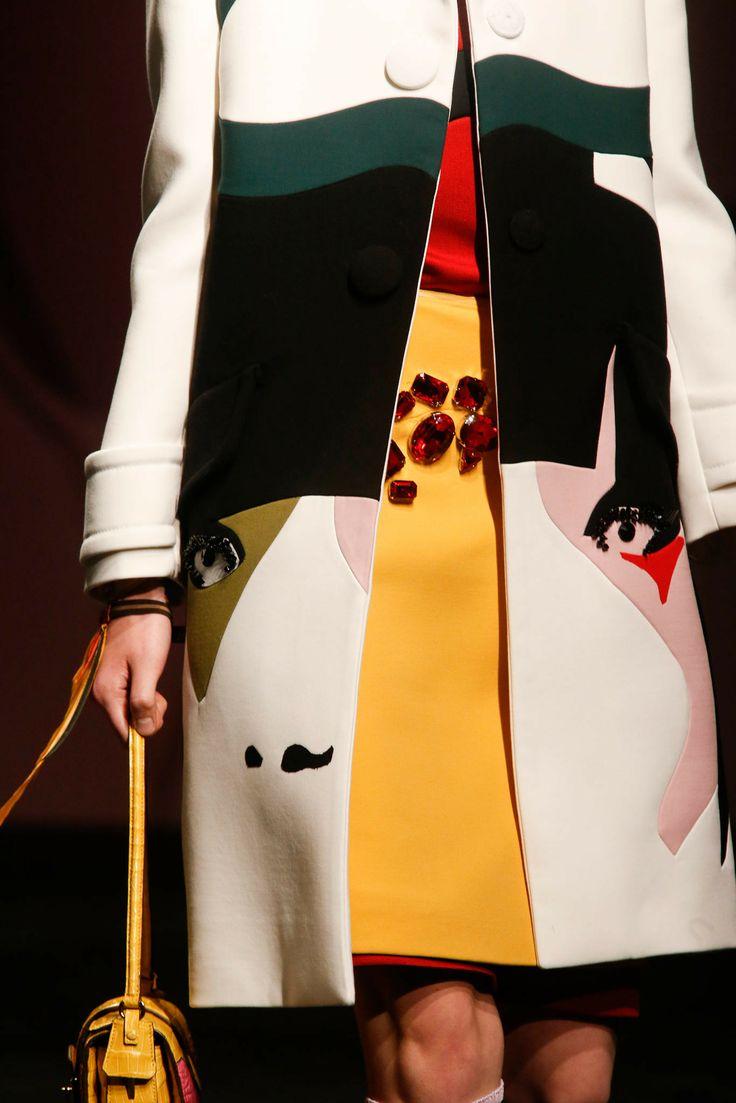 Prada S/S 2014.  - Mode prêt à porter - Haute couture - Prada