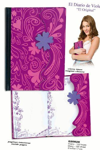 Diario de Violetta Disney   Your #1 Source for Toys and Games