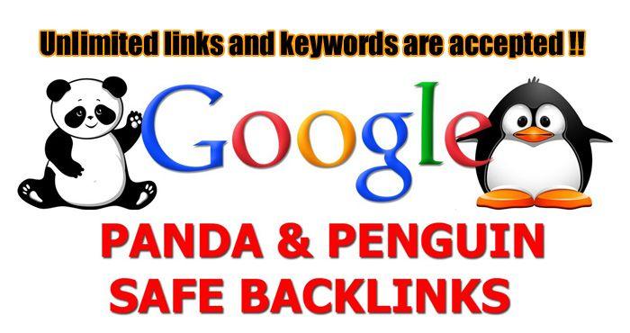 Enlaces de alta calidad para web y palabras clave