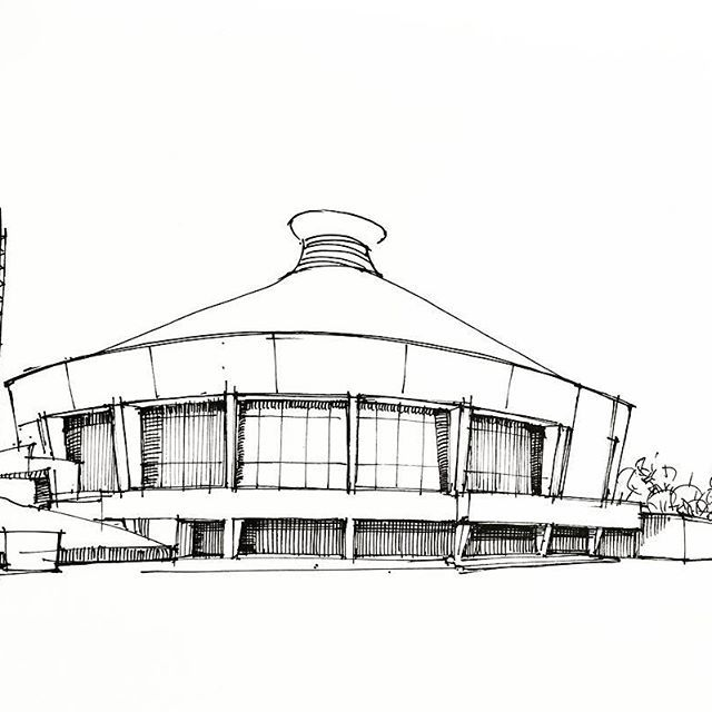 Circus Most Beautiful Postmodern Building In Central Asia Architecture Sketch Architecture Art Moleskine Art
