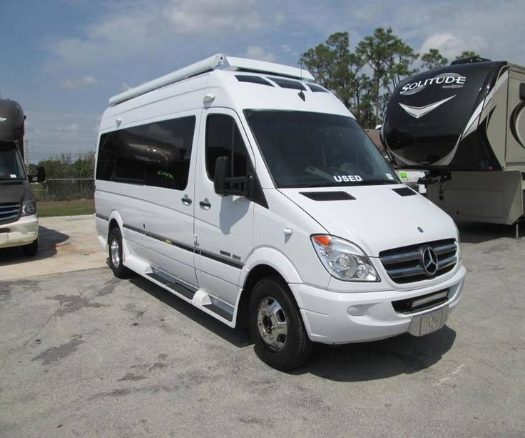 2014 Roadtrek CS MHB ETREK, Class B RV For Sale in Port St. Lucie, Florida | La Mesa RV - Port St. Lucie PT101795 | RVT.com - 129449