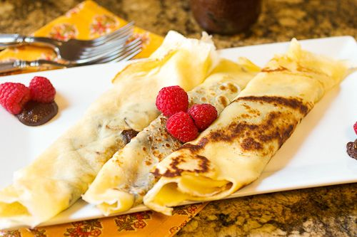 #Nutella Crepes #SundaySupper