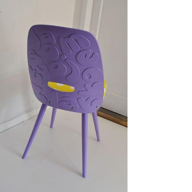 Zlatko - old brussel chair remake