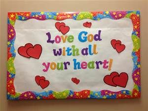 winter bulletin boards for christian school - Bing Images
