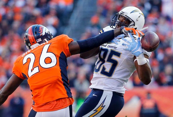 Chargers vs Broncos (1/3/16)