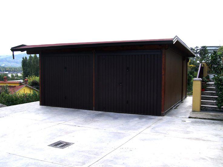 Great garage modello plus con due portoni a bascula for Costo aggiuntivo per due garage