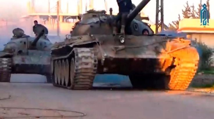 #world #news  Syrian government forces take back areas near Hama: monitor
