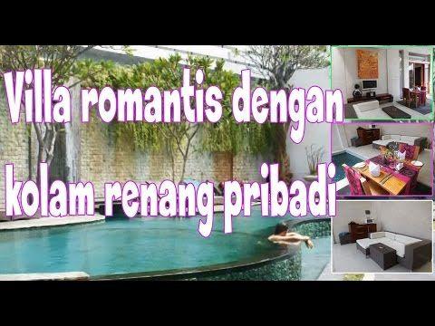 Sensasi menginap di Villa Daluman Bali dengan kolam renang pribadi dan fasilitas lainnya - YouTube