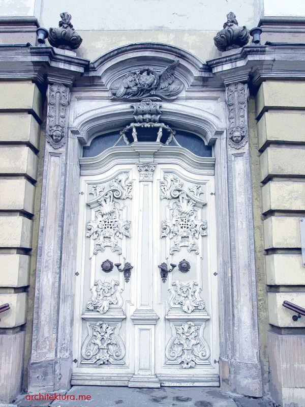 wrocław drzwi