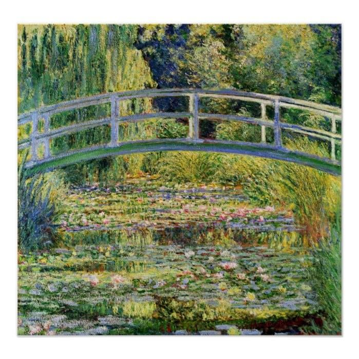 Customizable #Claude#Monet #Famous#Impressionist#Paintings #Impressionism#Landscapes #Impressionist#Landscapes #Japanese#Bridge #Japanese#Bridge#By#Monet #Japanese#Bridge#Paintings #Landscapes#By#Monet #Monet #Monet#Garden #Monet#Japanese#Bridge #Monet#Landscapes #Monet#Paintings #Monet#Water#Lilies #Water#Lilies Monet Japanese Bridge with Water Lilies Poster available WorldWide on http://bit.ly/2hmewyA