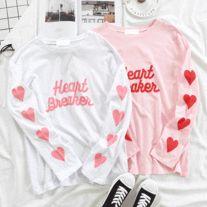 Heart Breaker Long Sleeved Shirt