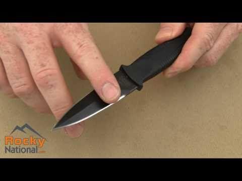 Gerber Guardian Backup Knife - Spear Tip