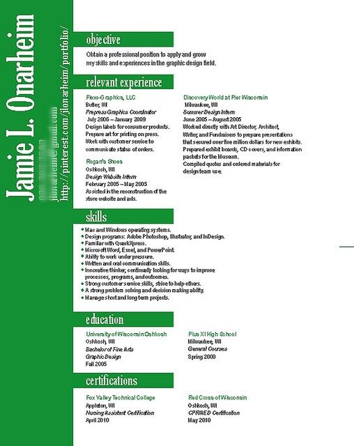 resume Change color and font options Résumé Pinterest - resume valley
