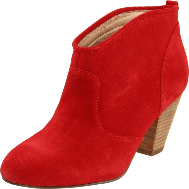 strongly considering....: Teen Girls Clothing, Reports Women, Red Boots, Ankle Boots, Red Shoes, Mark Ankle, Clothing Women, Red Booty, Women Boots