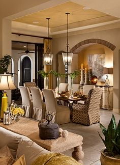 Dining room design ideas and inspirations www.livelyupyours.com #furniture #diningroom #interiordesign #design #homedecor #homeremodel #modern #exotic #contemporary