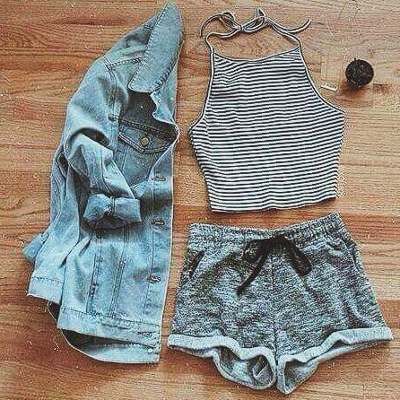 50 + niedliche Sommer Outfits Ideen für Jugendliche – #forteens #für #Ideen #Jugendliche #Niedliche