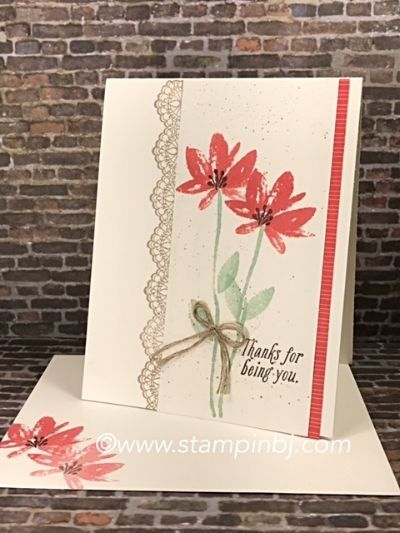 Creative Inking Blog Hop - Let's Sale-a-Brate!
