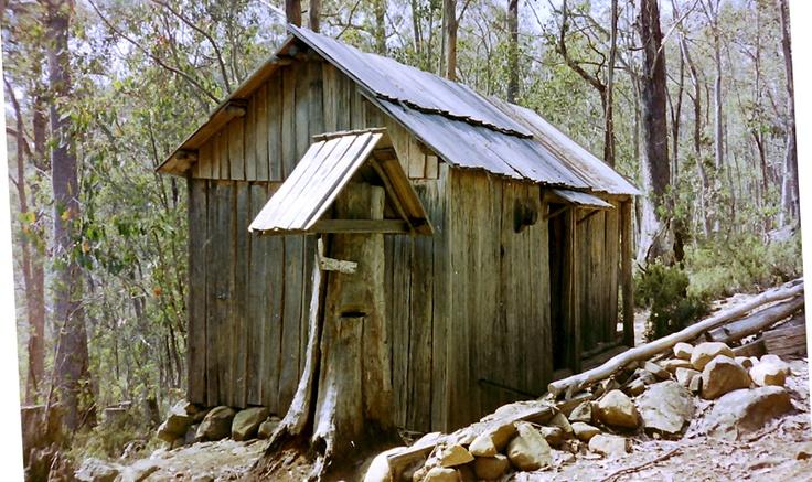 Trappers Hut - Walls of Jerusalem National Park, Tasmania.