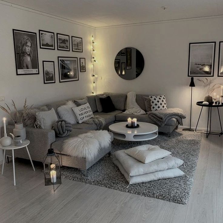15+ Loft Room Ideas That Will Give You Extra Floor Space 2021   Apartment living room design ...