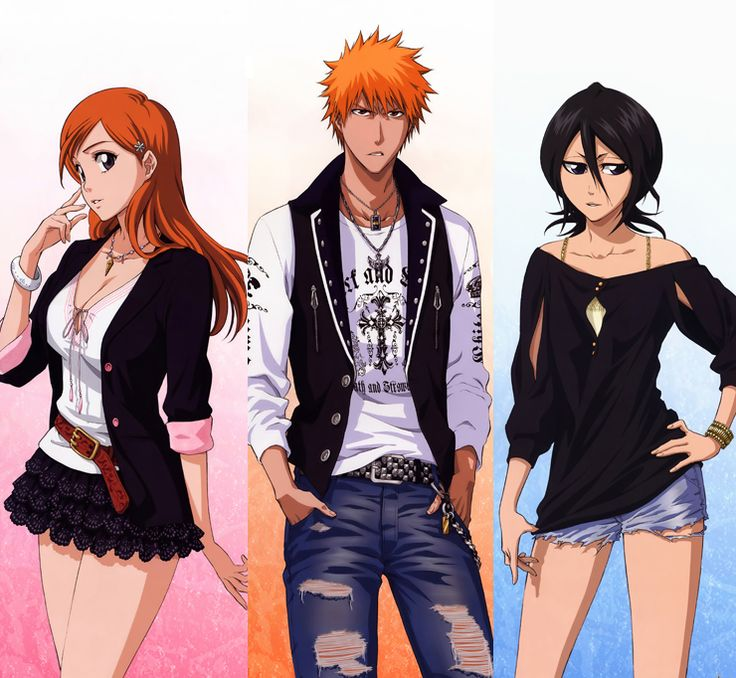 Bleach Poster - 6 by antomori on deviantART