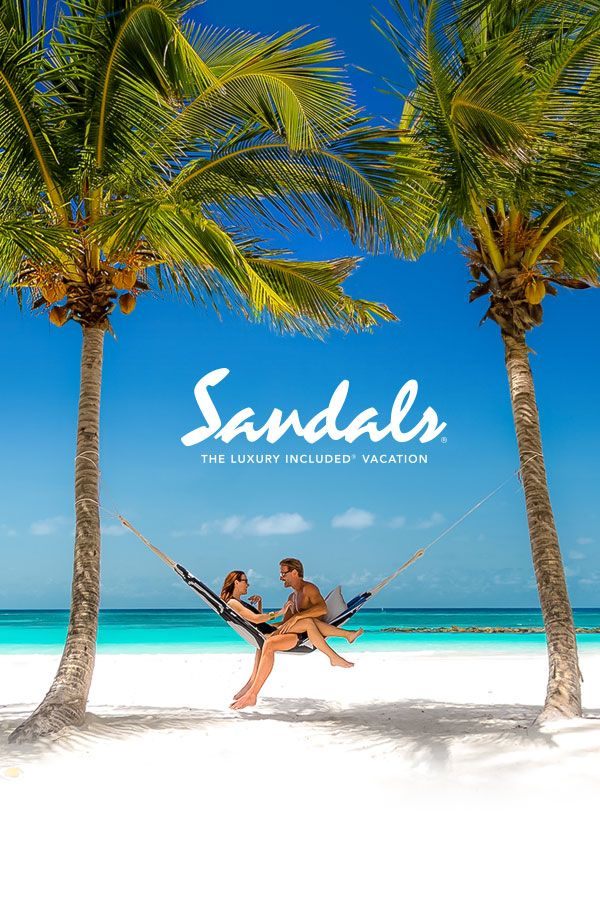 Sandals all-inclusive resorts offers a unique Caribbean