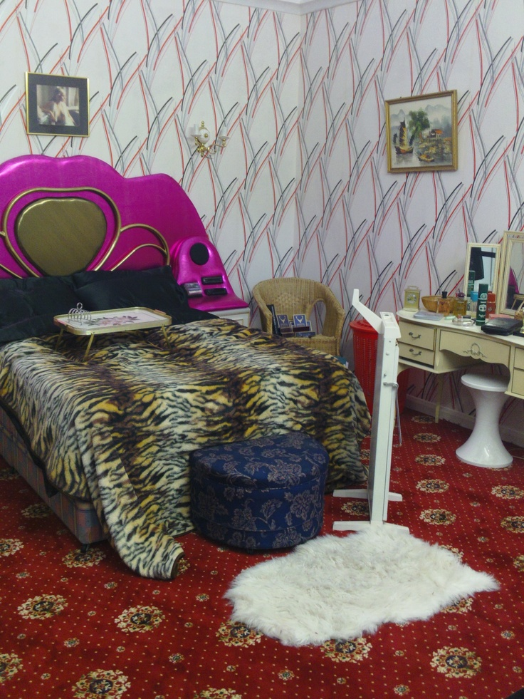 Only Fools and Horses stand at the Ideal Home Show March 2013. #bedroom