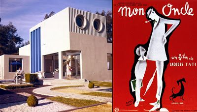 Archithings: Arquitectura y Cine: Mon Oncle