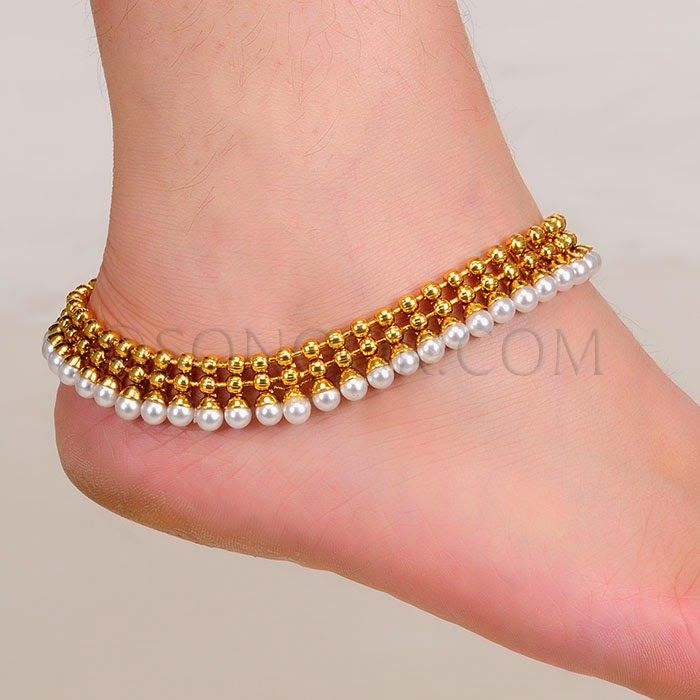 Latest Sonoor Payal Designs 2014 15 | Payal Designs For Brides