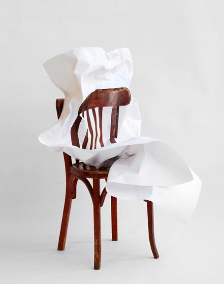 Chaise mentale philippe soussan sculpture domestic - Chaise art contemporain ...