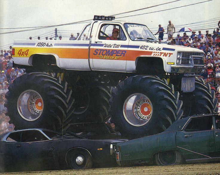 stomper bully monster truck