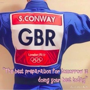 ROAD TO RIO – SALLY CONWAY: GBR2015-BR2016 - European Judo Union