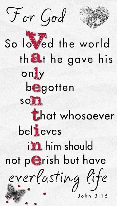Religious Valentine | Valentines Cards