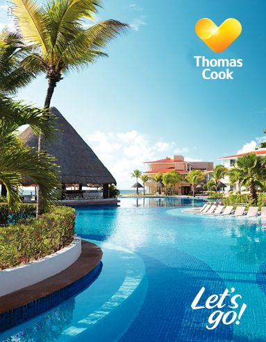 Thomas Cook Brochure Store