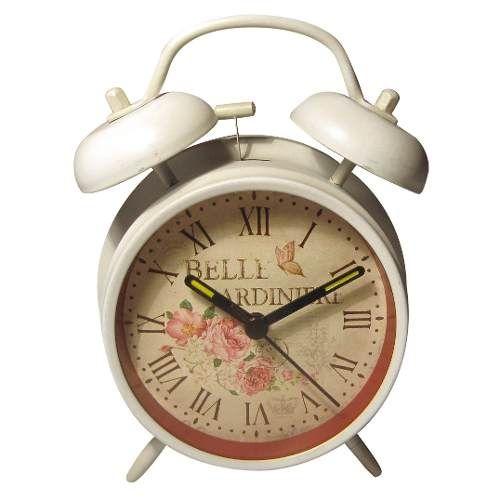 Relógio Despertador Antigo Analógico Com Alarme Automático  http://produto.mercadolivre.com.br/MLB-600850256-relogio-despertador-antigo-analogico-com-alarme-automatico-_JM