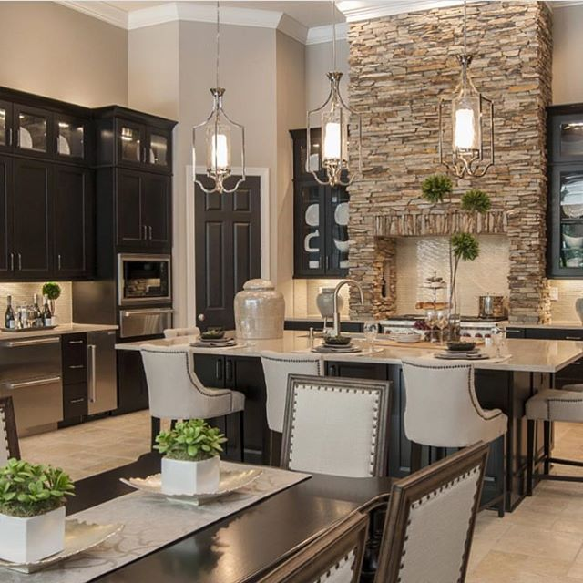 Kitchen Ideas Black Cabinets