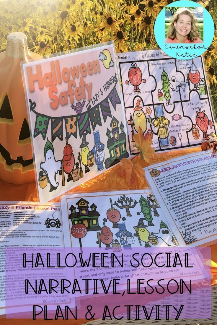 Halloween 2020 Parent Guide Halloween Safety with EaZy PeaZy and Friends in 2020 | Halloween
