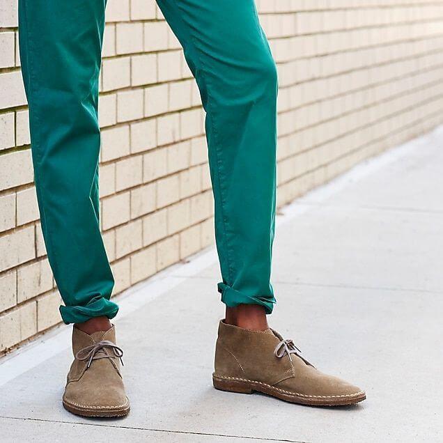 Chukka boots, Mens desert boots
