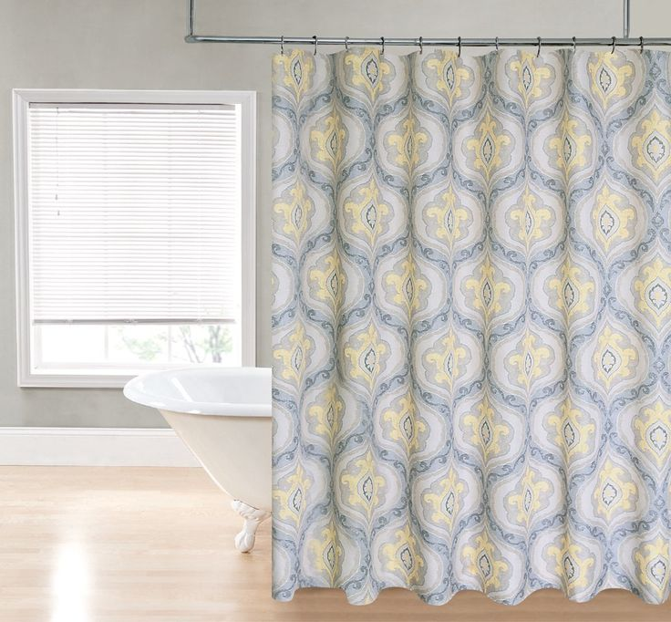 82 best pete needs a shower curtain too images on pinterest amazon regal home collections ogee damask printed fabric shower curtain 70 by gumiabroncs Gallery