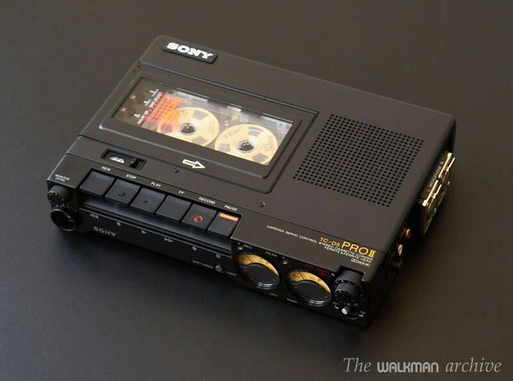 Sony TC D5 Pro II