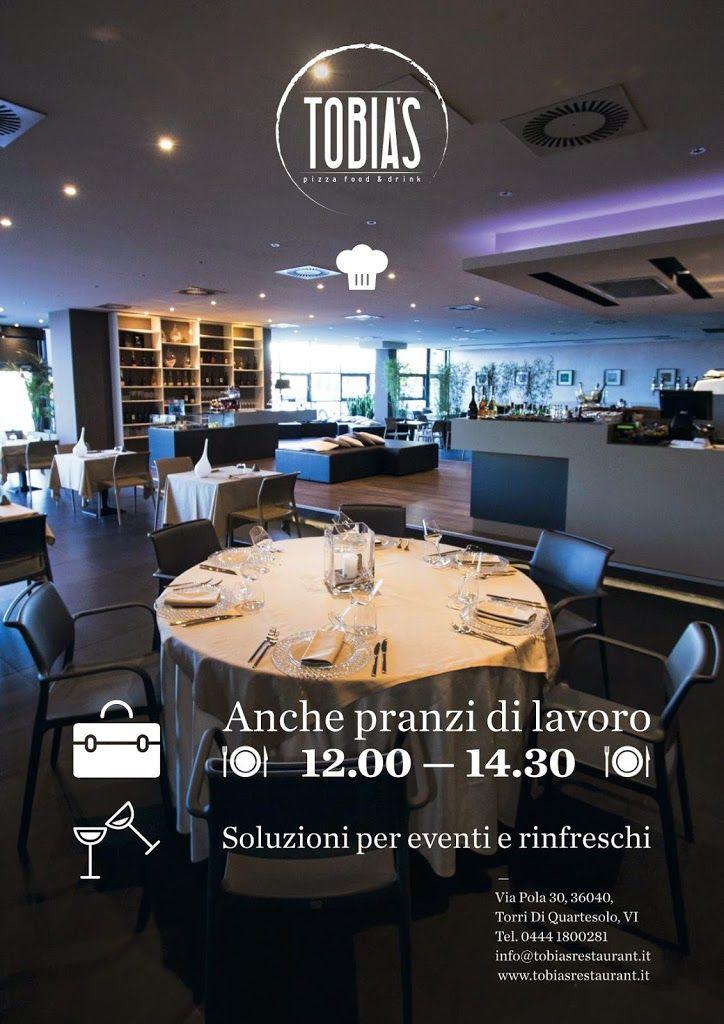 Vi aspettiamo da +Tobia's Pizza Food & Drink! Vi aspettiamo da +Tobia's Pizza Food & Drink!#Tobias #Pizza #Food #Drink #Pranzo #TorriDiQuartesolo #CucinaMediterranea View this post on G...