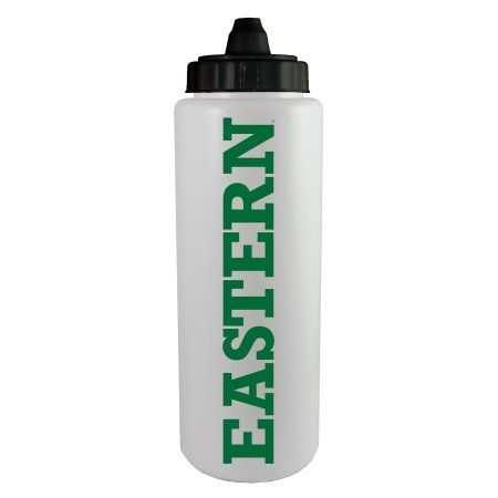 Eastern Michigan Swoop Sidline Sport Bottle, Black