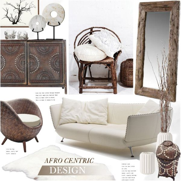 A home decor collage from October 2014
