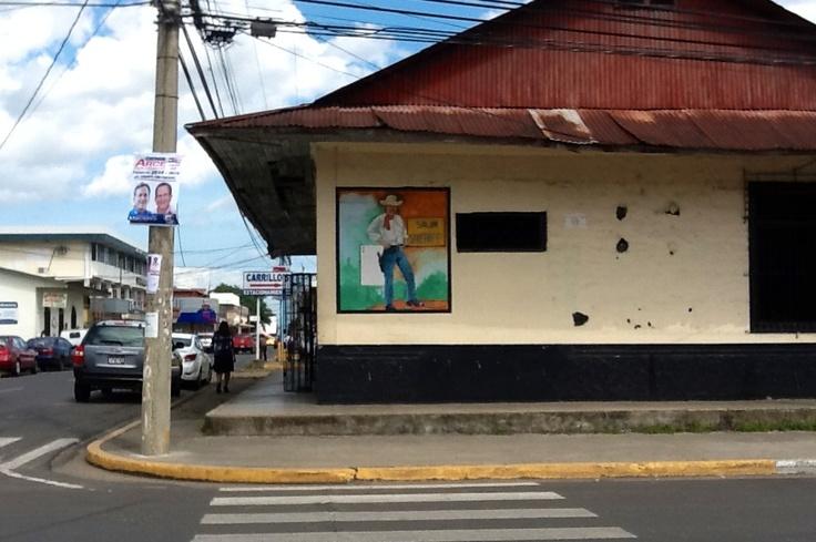 Saloon sheriff  David Chiriqui panamà