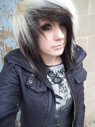 Emo Hairstyles For Thick Hair : Best 25 medium scene hair ideas only on pinterest emo