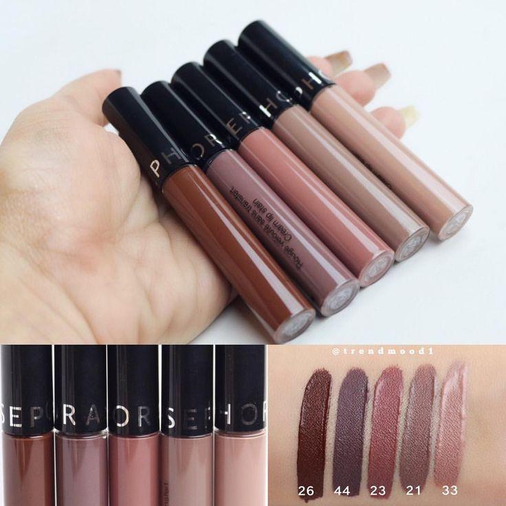 https://www.instagram.com/p/BOVFeKjBex1/ Sephora Cream Lip stain