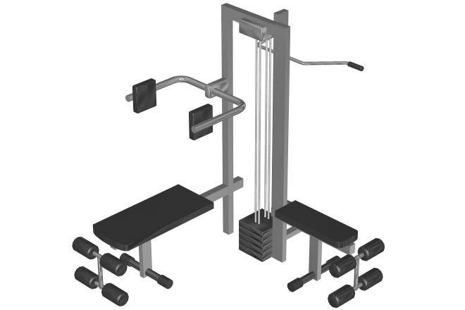 Fitness Gym - Free!!