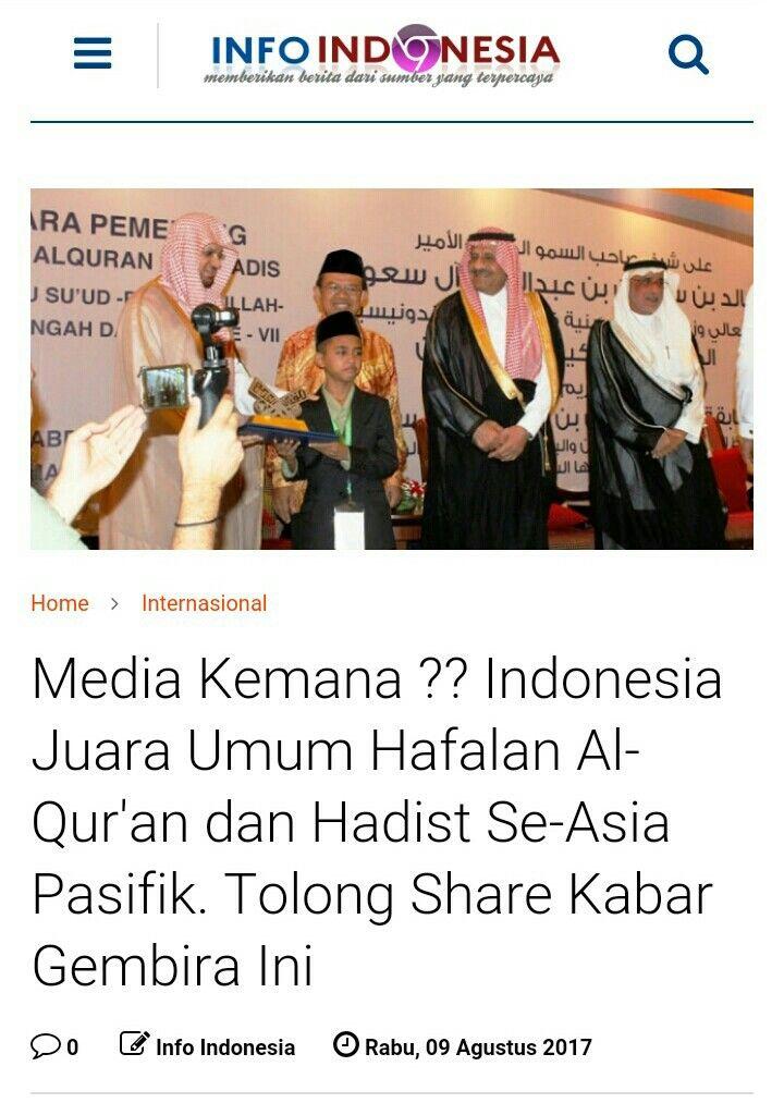 #hafidzindonesia #hafidzseasia2017 #indonesianhafidz