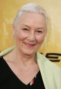 "Rosemary Harris, May Parker in the ""Spider-Man"" movies."