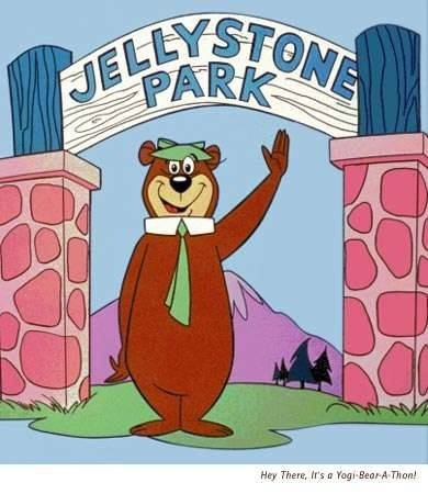 Yogi Bear - cartoon                                                                                                                                                                                 More